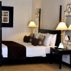 Отель The Blue Water 4* Номер Делюкс с различными типами кроватей фото 3