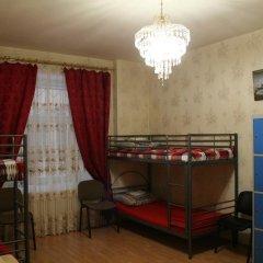Гостевой дом Smolenka House Кровать в общем номере с двухъярусной кроватью фото 3