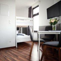 Апартаменты Hentschels Apartments Апартаменты с различными типами кроватей фото 15
