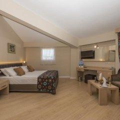 Hotel Asdem Park - All Inclusive 4* Стандартный номер с различными типами кроватей фото 4