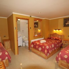 Hotel Corvatsch 2* Стандартный номер с различными типами кроватей фото 7