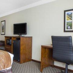 Отель Comfort Inn & Suites Durango 2* Стандартный номер с различными типами кроватей фото 4