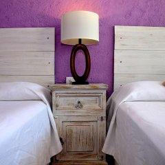 Отель Cielito Holbox 3* Стандартный номер с 2 отдельными кроватями фото 3