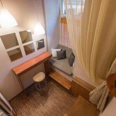 Гостиница Теrеm'ОK na Vasilievskom Стандартный номер с различными типами кроватей фото 10