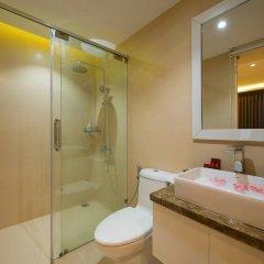 Vinh Hung 2 City Hotel 2* Номер Делюкс с различными типами кроватей фото 2