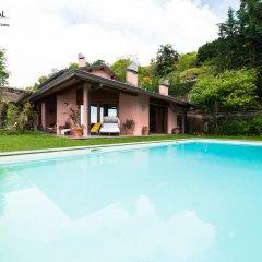 Отель B&B Renalù Италия, Вербания - отзывы, цены и фото номеров - забронировать отель B&B Renalù онлайн бассейн