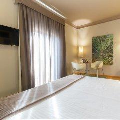 Отель Ciutat de Barcelona Испания, Барселона - 1 отзыв об отеле, цены и фото номеров - забронировать отель Ciutat de Barcelona онлайн комната для гостей фото 5