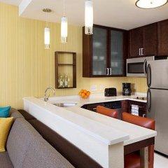 Отель Residence Inn by Marriott Seattle University District 3* Студия с различными типами кроватей фото 8