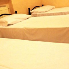 Hostel Prima Base Стандартный номер с различными типами кроватей (общая ванная комната) фото 10