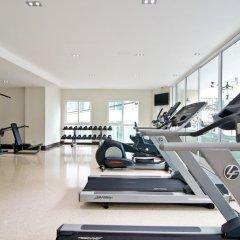 Отель LK The Empress фитнесс-зал фото 4