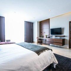 Square Small Luxury Hotel 4* Улучшенный люкс с различными типами кроватей фото 5