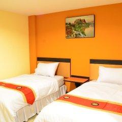 Отель Bangkok Residence Бангкок комната для гостей фото 5