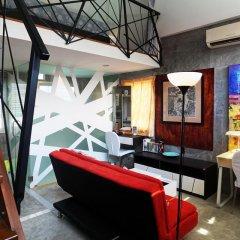 Phuket Paradiso Hotel 3* Стандартный номер с различными типами кроватей фото 13