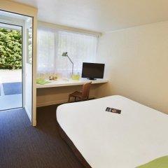 Отель Campanile Aix-Les-Bains 3* Стандартный номер с различными типами кроватей фото 4