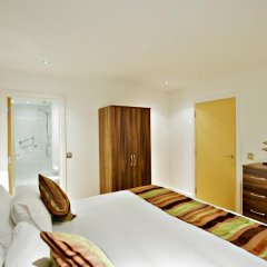Отель Living by BridgeStreet, Manchester City Centre комната для гостей фото 2