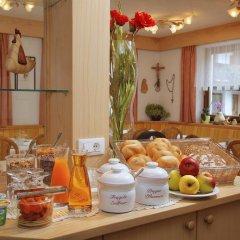 Отель Pension Bergland Горнолыжный курорт Ортлер питание фото 3