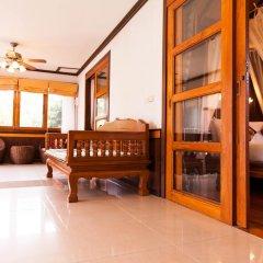 Отель Coco Palm Beach Resort 3* Вилла с различными типами кроватей фото 40