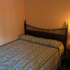 Отель Hostal Paracuellos Стандартный номер с различными типами кроватей (общая ванная комната) фото 2