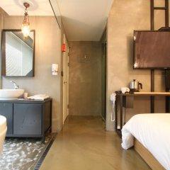 Отель 31 page Улучшенный номер с различными типами кроватей фото 10