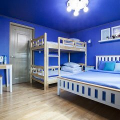 Отель Han River Guesthouse 2* Семейная студия с двуспальной кроватью фото 12