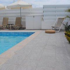Отель Narcissos Bay View Villa Кипр, Протарас - отзывы, цены и фото номеров - забронировать отель Narcissos Bay View Villa онлайн бассейн фото 2