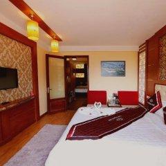Отель Sapa Elegance Шапа в номере фото 2