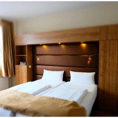 Отель Motel Plus Berlin 3* Стандартный семейный номер с различными типами кроватей фото 4
