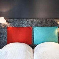 Hotel des Métallos 3* Стандартный номер с различными типами кроватей фото 5