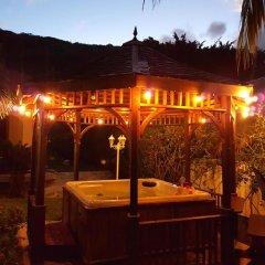 Отель Villa Oramarama by Tahiti Homes Французская Полинезия, Папеэте - отзывы, цены и фото номеров - забронировать отель Villa Oramarama by Tahiti Homes онлайн бассейн фото 2