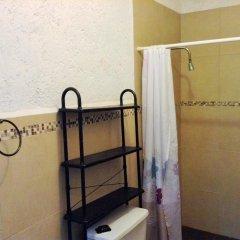 Отель Hostal Ecoplaneta Мексика, Канкун - отзывы, цены и фото номеров - забронировать отель Hostal Ecoplaneta онлайн ванная