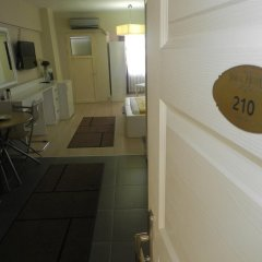 Отель Simal Airport Suites ванная