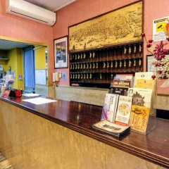 Отель Vittoria And Orlandini Генуя гостиничный бар