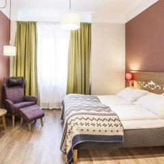 Отель Hotell Bondeheimen 3* Стандартный номер с двуспальной кроватью фото 10