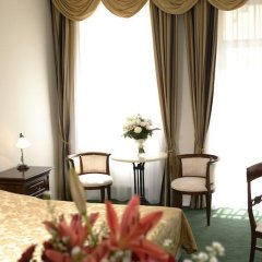 Spa Hotel Schlosspark 4* Номер Комфорт с различными типами кроватей фото 10