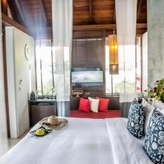 Отель Pavilion Samui Villas & Resort 4* Номер Делюкс с различными типами кроватей фото 2