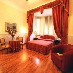 Hotel Porta Pia 3* Стандартный номер с различными типами кроватей фото 2