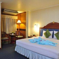 Отель Sabai Inn 3* Стандартный номер с различными типами кроватей фото 4