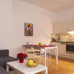 Отель Spittelberg Terrace by Welcome2vienna комната для гостей фото 2