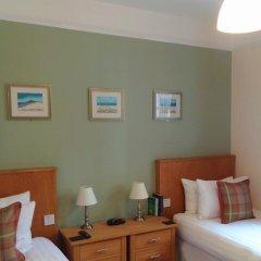 Отель Alcuin Lodge Guest House 4* Стандартный номер с 2 отдельными кроватями фото 5