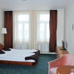 Hotel GEO 3* Стандартный номер с различными типами кроватей фото 15
