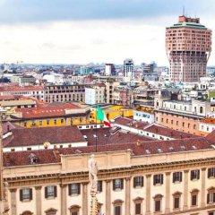 Отель Dogana 3 Apartment Италия, Милан - отзывы, цены и фото номеров - забронировать отель Dogana 3 Apartment онлайн балкон