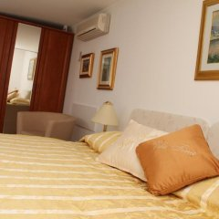 Hotel Vila Tina 3* Номер Делюкс с различными типами кроватей фото 16