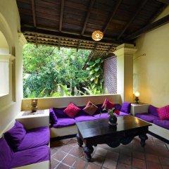 Отель Secret Garden Villa интерьер отеля