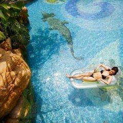 Отель InterContinental Shenzhen Китай, Шэньчжэнь - отзывы, цены и фото номеров - забронировать отель InterContinental Shenzhen онлайн бассейн фото 2
