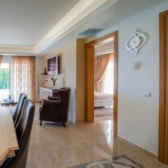 Отель Antigoni Beach Resort 4* Люкс с 2 отдельными кроватями фото 5