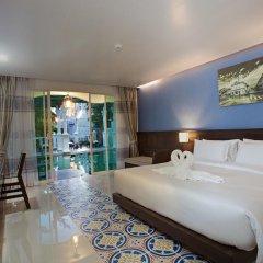 Grand Supicha City Hotel 3* Номер Делюкс разные типы кроватей