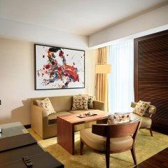 Отель Jumeirah Frankfurt 5* Люкс с различными типами кроватей фото 8