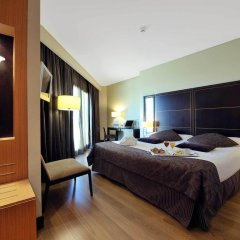 Отель Eurostars Monumental 4* Улучшенный номер с разными типами кроватей