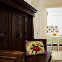 Отель Appartamento Via Fiume Италия, Генуя - отзывы, цены и фото номеров - забронировать отель Appartamento Via Fiume онлайн интерьер отеля