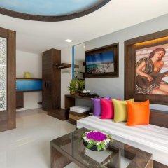 Отель Naina Resort & Spa 4* Стандартный номер двуспальная кровать фото 3